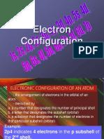 Electron Configurations KAREN a. ADELAN