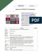 Kaizen Glossary 2