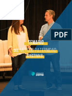 Temario + Matriz Facilitadores En Proceso