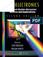 Optoelectronics Infrared Visable Ultraviolet Devices and Applications Second Edition By Dave Birtalan and William Nunley.pdf