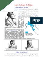 I Visconti e il ducato di Milano