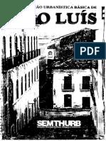 Legislação Urbanística Básica de São Luís