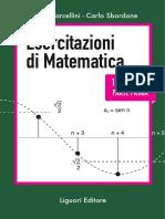 Paolo Marcellini, Carlo Sbordone - Esercitazioni Di Matematica. 1.1-Liguori (2013)