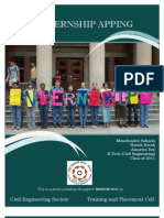 Internship Apping
