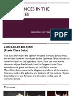 Folk Dances (Report PE)
