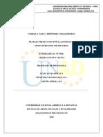 Cuadro Comparativo Diagnóstico Psicológico vs Diagnóstico Participativo Contextualizado