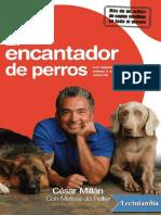 EL ecantador de perros - Cesar Millan
