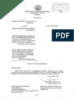Supreme Court Same Sex Marriage Decision (Falcis vs Civil Registrar General)