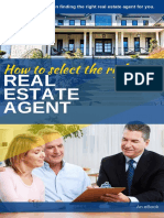 How to Select the Right Real Estate Agent - eBook