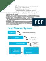 Last Planner System2