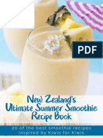 Ultimate Summer Smoothie Recipe Book V2