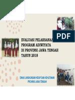 Evaluasi PA 2018