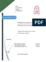Perfil ProyectoDEM315