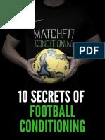 10 Secrets of Football Conditioning (1)