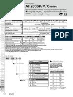 AF2000 Series(0.6MB)