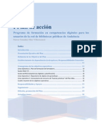 Plan Alba. Plan de acción 2009/2010