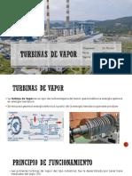 Turbinas de Vapor