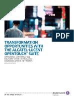 WHITEPAPER Transformation Opportunities OpenTouch Suite en Appnote