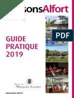 Guide Maison Alfort Culture
