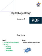 Lect # 05, Floyd, Ch # 05_Combinational Logic Analysis _ Implementation.pdf