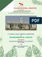 Symbiosis Law School Nagpur Essay Template Revised