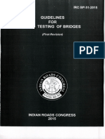 IRC SP 51-2015 Guidelines for load testing of bridge.pdf