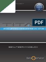 Titan Handbuch