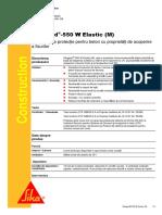 Sikagard - 550 W Elastic M