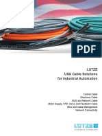 m120418 Lutze Usa Cable Catalog Lutze Inc