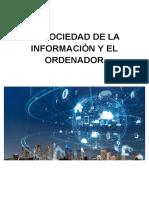 La Sociedad de La Información y El Ordenador