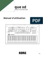 Minilogue xd manual