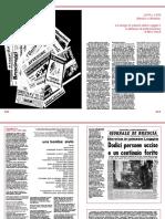 1974 e 1976 Bombe a Brescia. La strage in piazza della Loggia e il sistema di informazione.