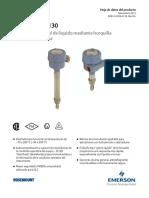 hoja-de-datos-del-producto-interruptor-de-horquilla-vibrante-rosemount-2130-mejorado-para-medir-el-nivel-de-l�quidos-es-87620
