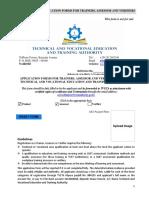 Tveta Accr 003-Trainer Assessor Verifier-Application-Form (1)