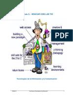 Módulo 2 Educar Con Las TIC
