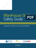 Warehouse safety guide