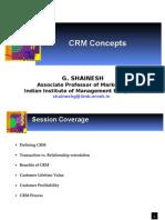 CRM Concepts