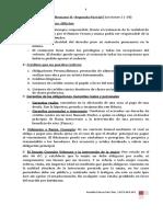 Resumen Derecho Romano II -Segunda Parcial -Analdo Chávez