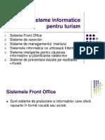 11-Sisteme Informatice Pentru Turism