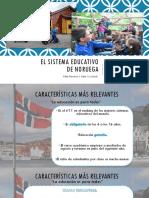 El Sistema educativo de Noruega.pptx
