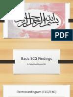 Basic Ecg Findings New