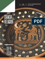 Alma Ciencia y Religion Diptico