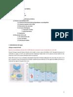 Regulacion del balance hidrico