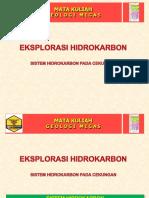 Geologi Migas 20181 - Cekungan Indonesia