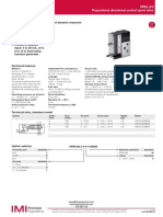 Valvula Proporcional Norgren Vp60