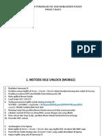 Prosedur Penamaan File Dan Manajemen Folder