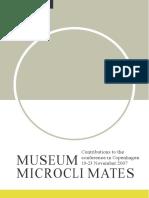 Museum Microclimates