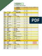 Catalogo de Concepto Proyecto Organizado Nivel 1, y Parte Del 2