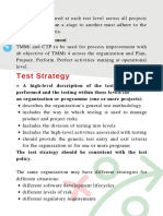 Test Streategy