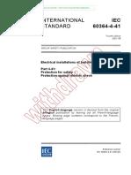 Mafiadoc.com International Standard Iec 60364 4 41 Iec Webstore 5a2a518d1723ddd74b01f81c